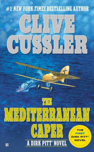 The Mediterranean Caper (Dirk Pitt Adventure)