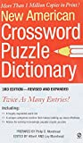 img - for New American Crossword Puzzle Dictionary: 3rd Edition--Revised and Expanded book / textbook / text book