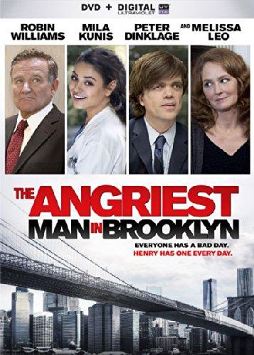 The Angriest Man In Brooklyn [DVD + - Mila Kunis Video Music