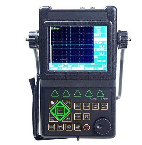 GOWE NDT equipo portátil ultrasónico detectores de defecto Digital UT Flaw detección: Amazon.es: Bricolaje y herramientas
