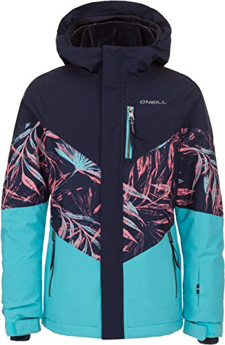 - O'Neill Girls Coral Jacket, Ink Blue, 6X