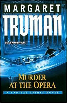 Book Murder at the Opera (Capital Crimes)
