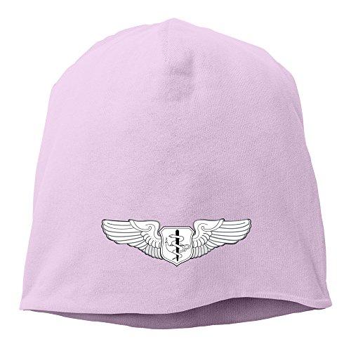- LKSJSADJ Flight Surgeon Badge Knitted Cotton Pink