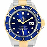 Rolex Submariner automatic-self-wind mens Watch 16613 (Certified Pre-owned)