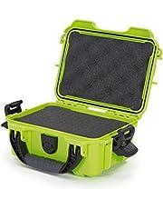 Nanuk 903 Waterproof Hard Case with Foam Insert - Lime - Made in Canada