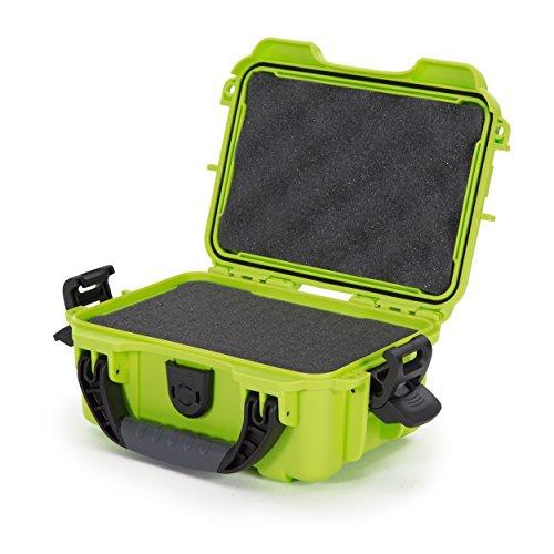 Nanuk 903 Waterproof Hard Case with Foam Insert - Lime