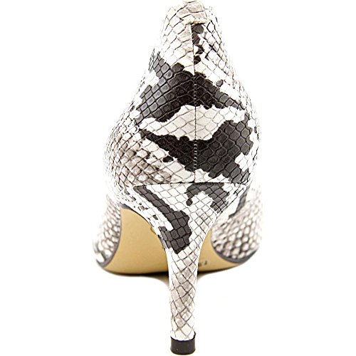 Alfani Womens Jeules Pointed Toe Classic Pumps Natural Python browse cheap online comfortable WOaz4yP