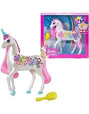 Barbie GFH60 Dreamtopia Magische Eenhoorn, Meerkleurig