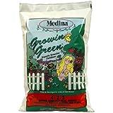 Medina Growin Green Granular Organic Fertilizer 4-2-3 3000 Sq. Ft. Granules 40 Lb.