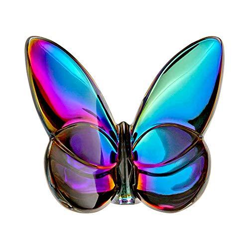 Baccarat (Baccarat) figurine Papillon Scarab Blue # bcr2609-987