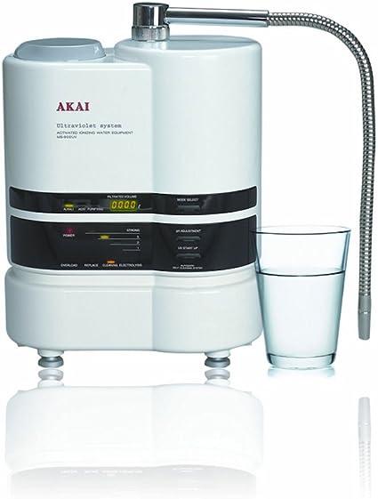 Akai Ionizador Plus – Purificador de agua ionizador electrolyzer ...