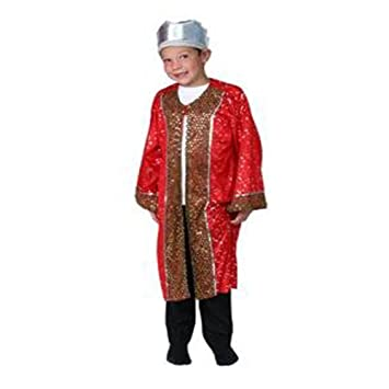 Amazon com: Nativity Christmas King Dressup Costume Wiseman