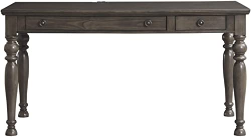 Christopher Knight Home Kidman Study Table with Faux Wood Overlay Natural