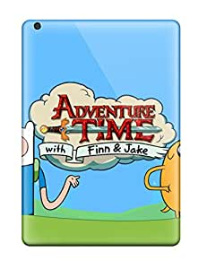 Hot Tpu Cover Case For Ipad/ Air Case Cover Skin - Adventure Time