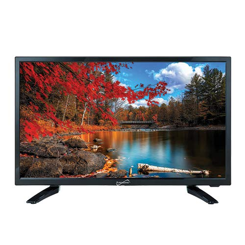 SuperSonic SC-1912H LED Widescreen HDTV 19
