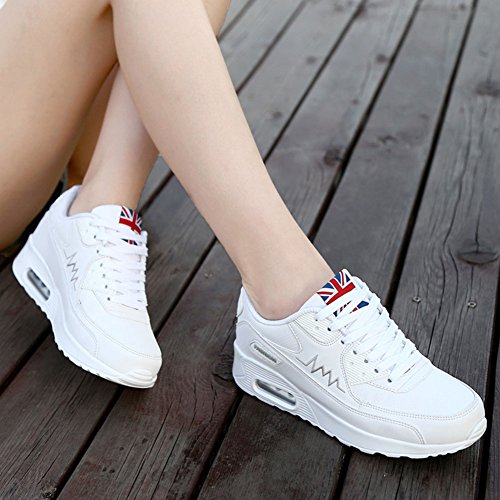 Jogging Sport Femme 40 Course Mode Taille Basket Chaussure wealsex Fitness Air 35 Chaussure qI0wXU