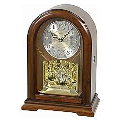 Rhythm USA WSM Orlando Mantel Clock