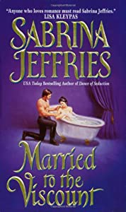 Married to the Viscount book by Sabrina Jeffries