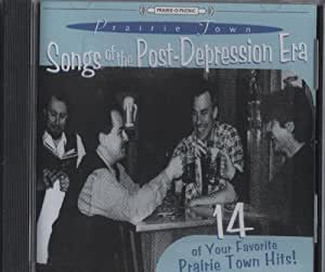 Songs Of The Post-Depression Era