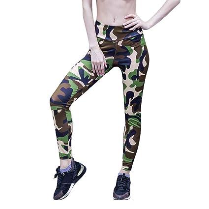 MINXINWY Leggins Deporte Mujer, Leggins Mujer Pantalones ...