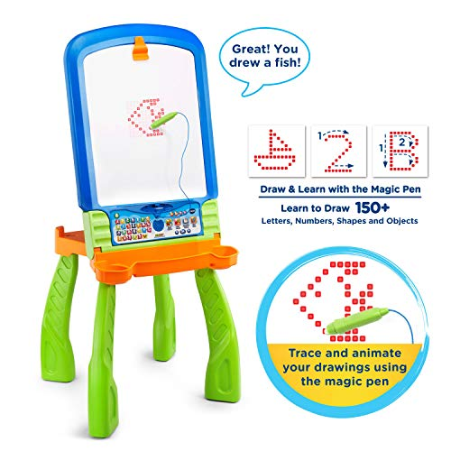 VTech DigiArt Creative Easel (Frustration Free Packaging) (Learning Easel)