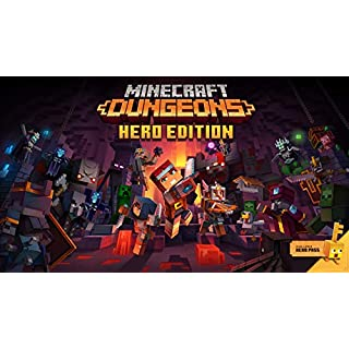 Minecraft Dungeons: Hero Edition - Switch [Digital Code]