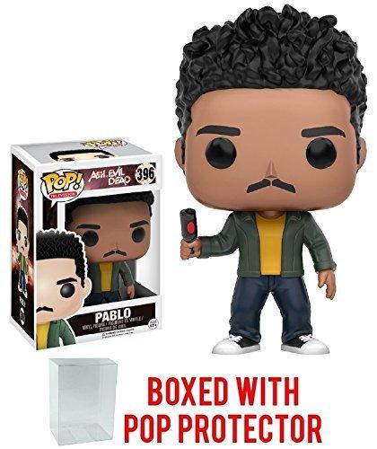 Funko Pop! Television: Ash vs Evil - Pablo Vinyl Figure (Bundled with Pop BOX PROTECTOR CASE) -
