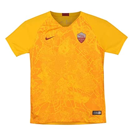 outlet store b7b34 a9634 Amazon.com : Nike 2018-2019 AS Roma Third Football Soccer T ...