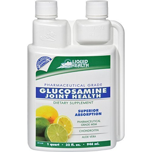 Liquid Health Products Glucos/Chond Msm 32 Fz