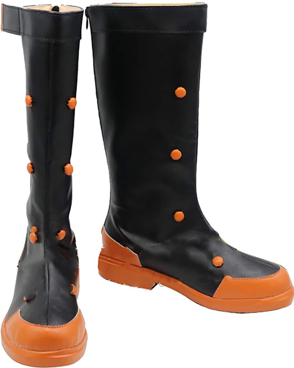 GSFDHDJS Cosplay Boots shoes for My Hero Academia Bakugou Katsuki