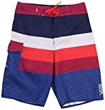 Best Van'an Mens Swimwear - Vans Men's Off The Wall Venice Board Shorts-Multi-Color-28 Review