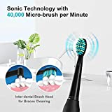 Electric Toothbrush Powerful Sonic Cleaning - ADA