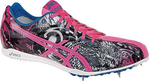 Asics Men's Gunlap Track And Field Shoe,Pink Dragon,12 M US