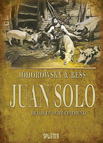 Juan Solo: Band 2. Heiliger Schweinehund