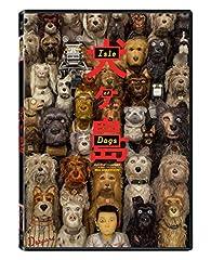 20th Century Fox Isle Of Dogs DVD