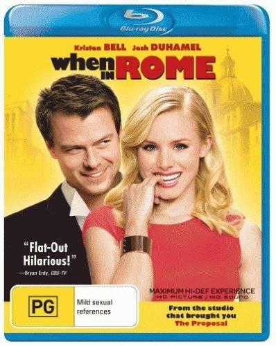 When in Rome (2010) Blu-ray