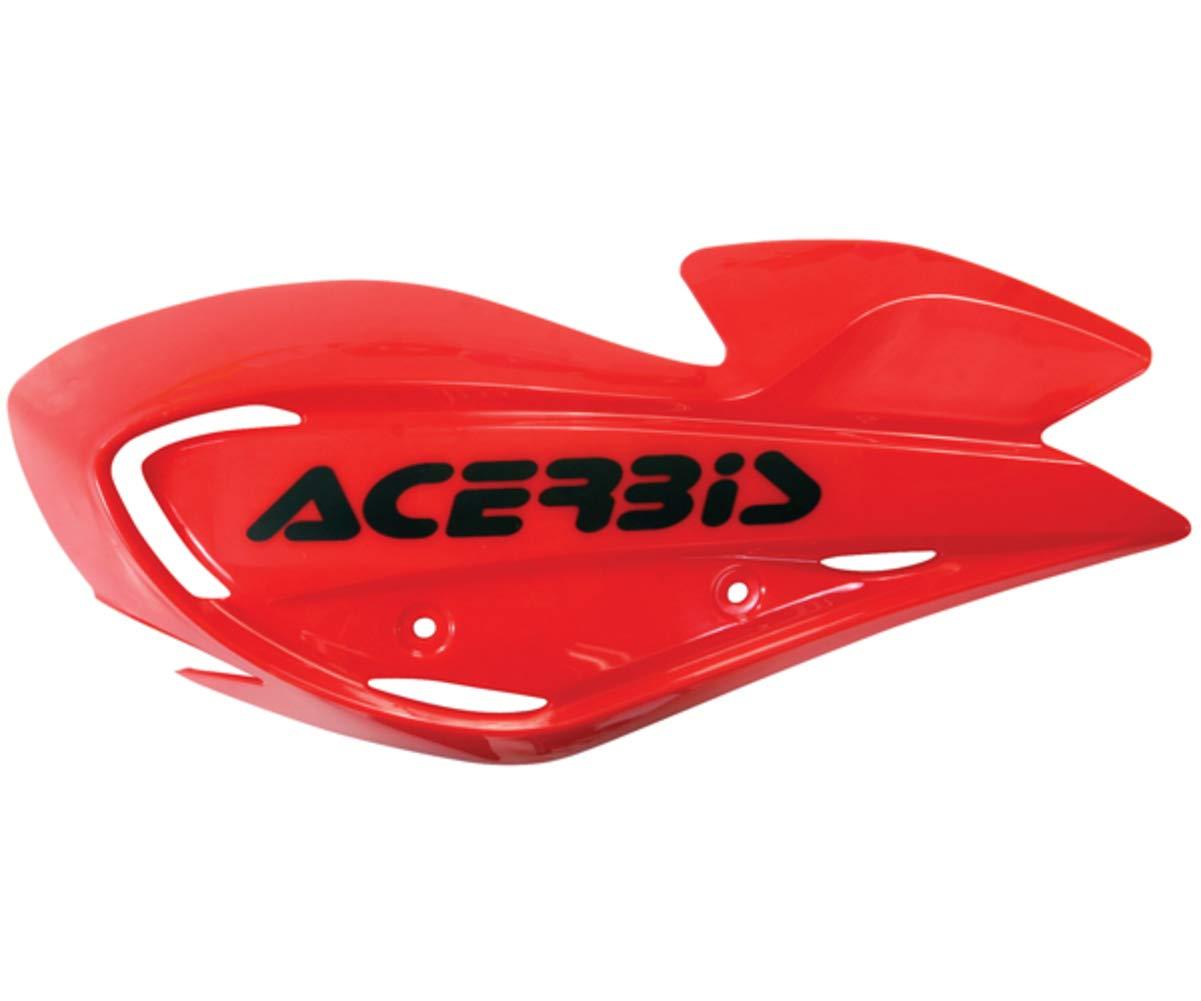 Acerbis 2048960001 Uniko Black ATV Handguard Z73-7022