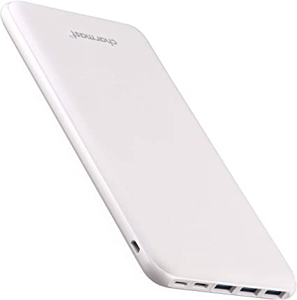 Power Bank Portable Charger 26800mAh High Capacity 5V 3A Fast Charging USB C External Battery Pack with 4 Outputs, Ultra Slim Compact Backup Battery ...