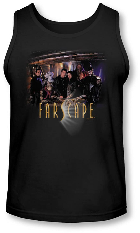 Farscape - Mens Cast Tank-Top