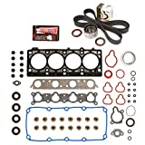 #3: Evergreen HSTBK5021 Head Gasket Set Timing Belt Kit 96-99 Dodge Plymouth 2.0 SOHC 16V VIN C