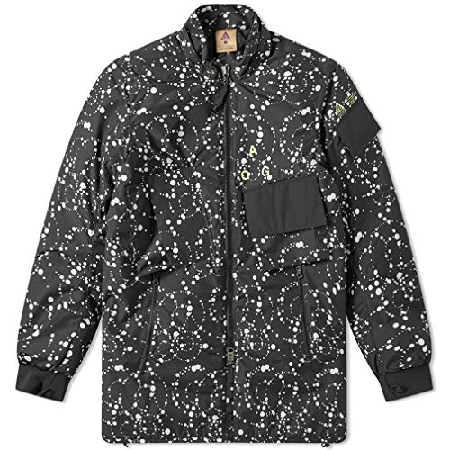 - Nike Lab ACG Men's Insulated Jacket (Black, Small)