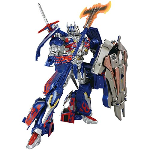Takara Tomy Transformers TLK - 15 Calibur Optimus Prime (Nomal Edition)