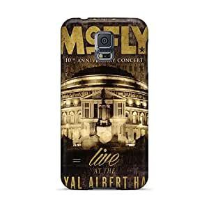 Excellent Hard Phone Cases For Samsung Galaxy S5 With Unique Design Fashion Mcfly Band Series SherriFakhry