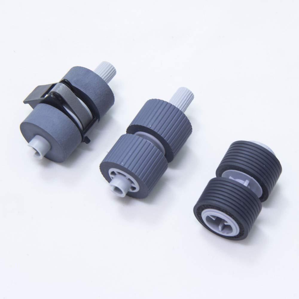 Printer Parts Yoton Scanner Pick Up Roller for Fujitsu 6670 Fi-6670 Fi-6770 6770A Fi-5650 5650 Fi-5750C PA03338-K011 PA0357 by Yoton (Image #1)