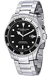 Stuhrling Original Men's Diver Watch