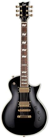 front facing esp ltd ec-256 electric guitar
