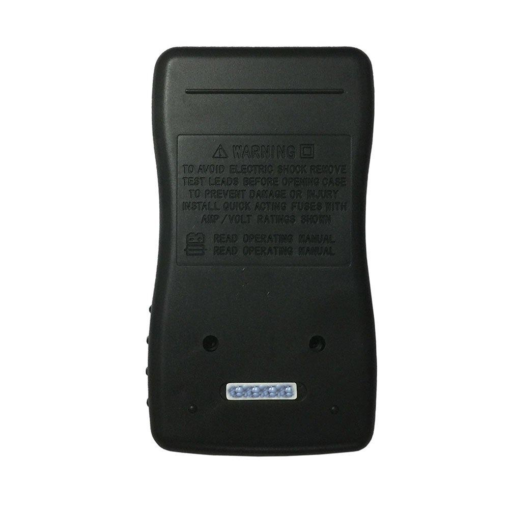 OLSUS DT820D LCD Handheld Digital Multimeter, Using for Home and Car - Black by OLSUS (Image #2)