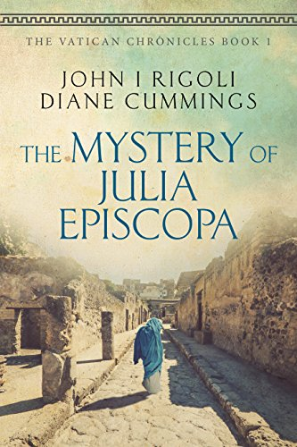 Here's a Kindle Countdown Deal for fans of THE DA VINCI CODE, THE RED TENT and THE CONFESSIONS OF YOUNG NERO:  The Mystery Of Julia Episcopa by John I. Rigoli
