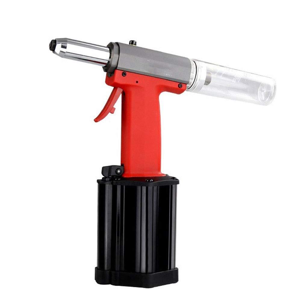 Pneumatic Rivet Gun, Rivet Gun Self-priming Core Pull Nail Industrial Grade Hand Tool by XIAOL-Pneumatic Tool