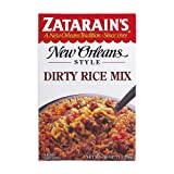 Zatarains Dirty Rice Mix, 40 Ounce -- 8 per case.